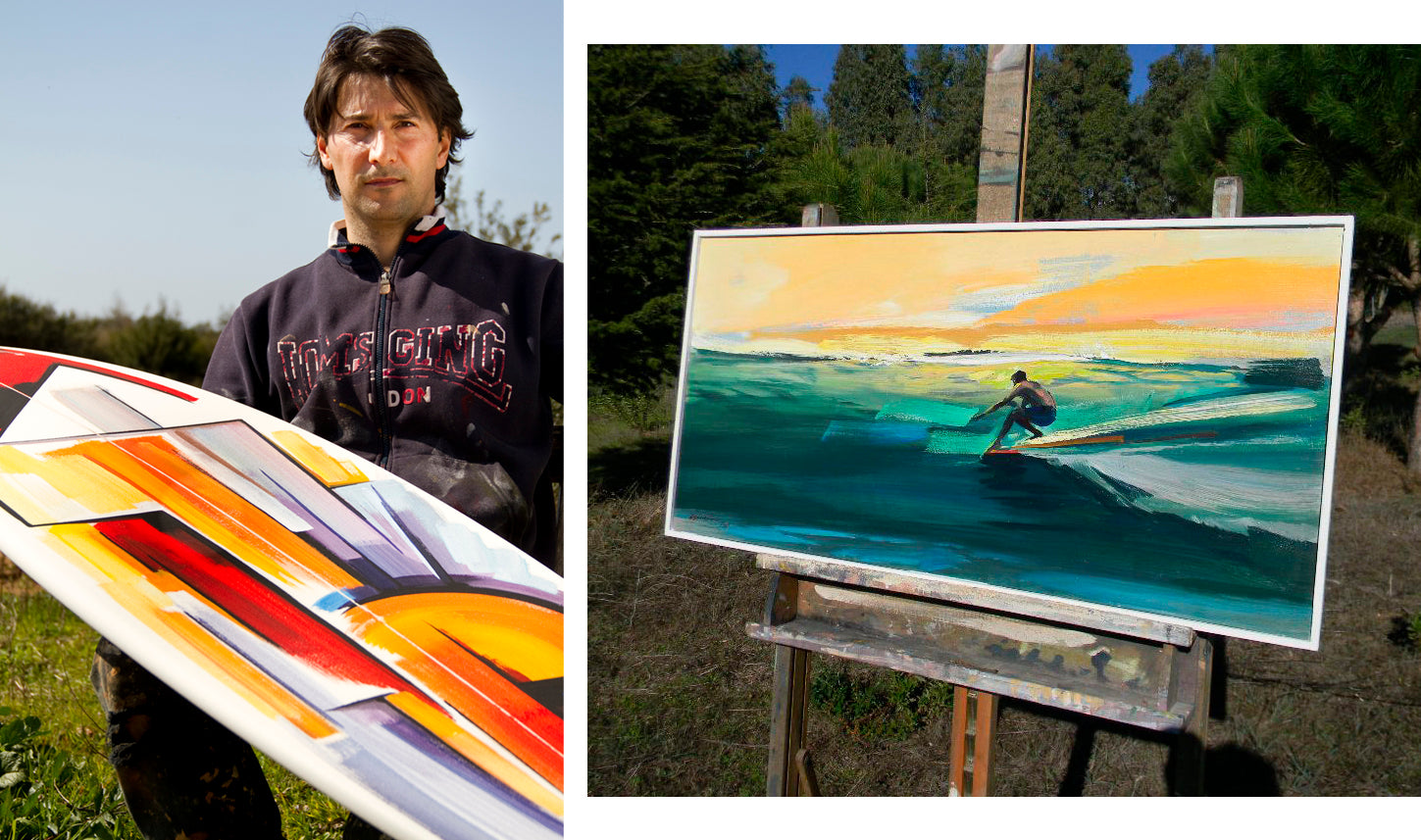 international surf art vincenzo ganadu