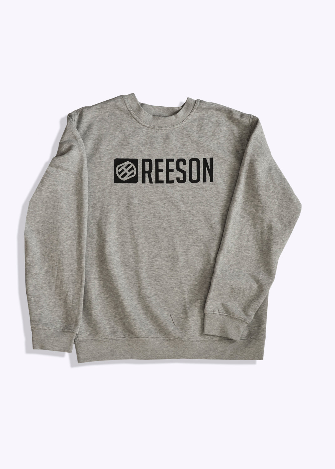 Parallel Crew Neck Sweatshirt