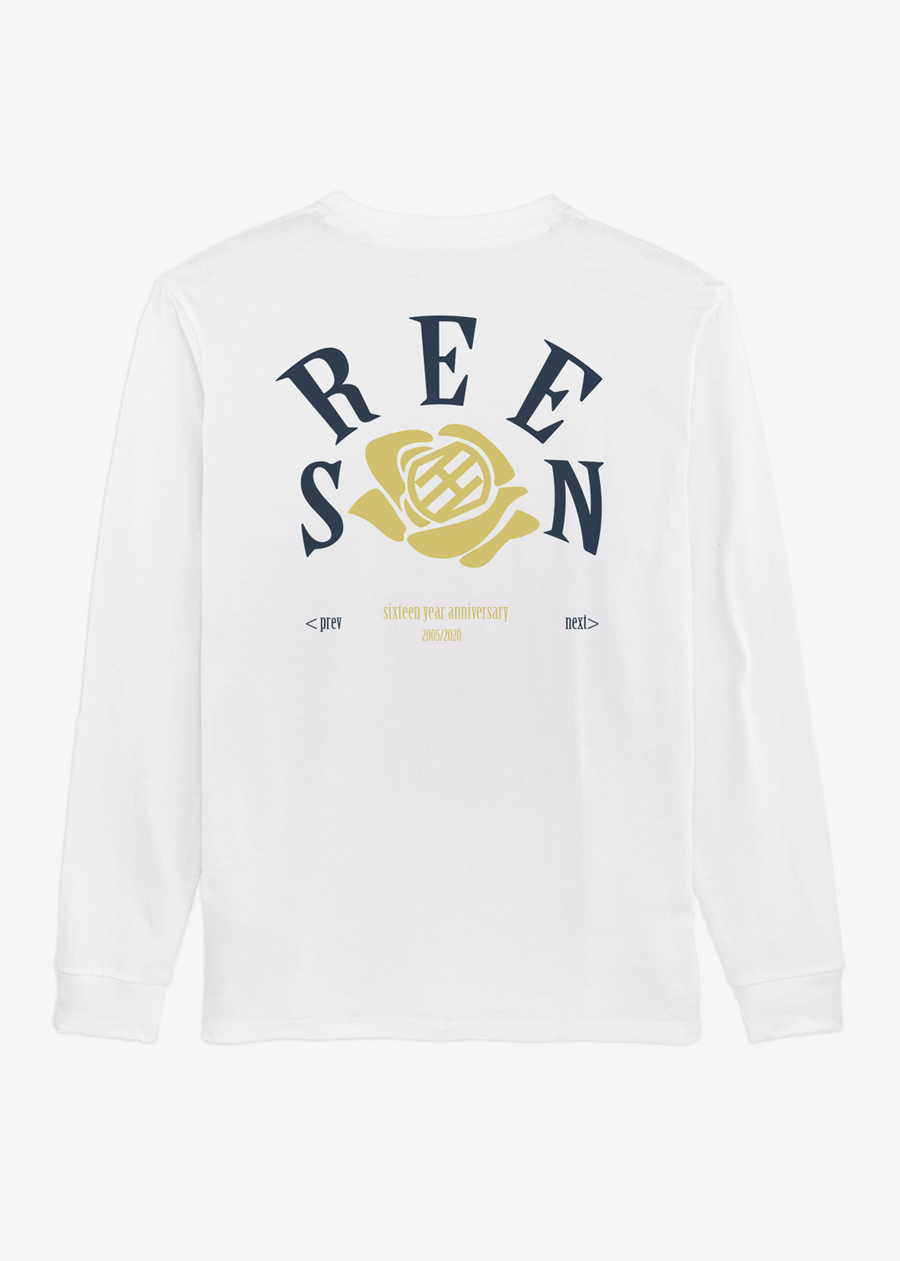 long sleeve t-shirt organic cotton from Reeson