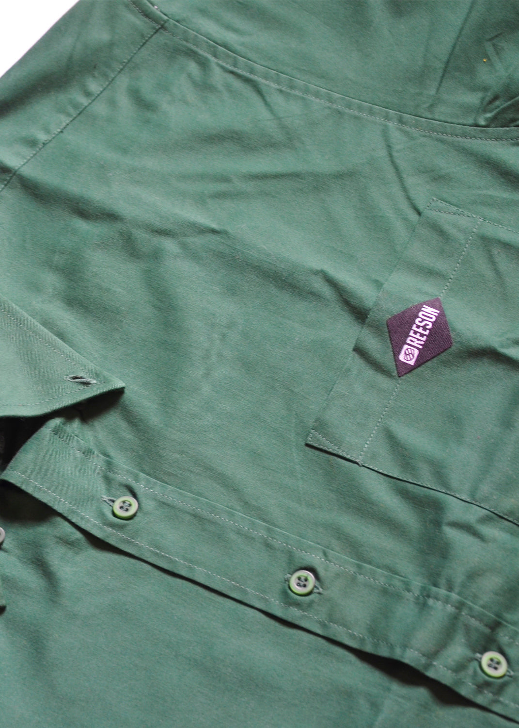 Uniform Pocket Shirt