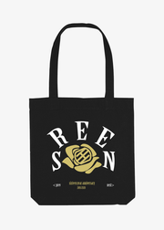 canvas tote bag Reeson skateboarding surfing