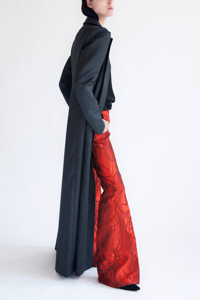 tailored coat 'Bonnie' floor length