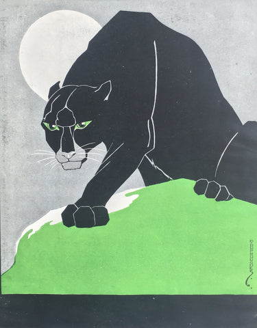 Dorothy Burroughes Panther