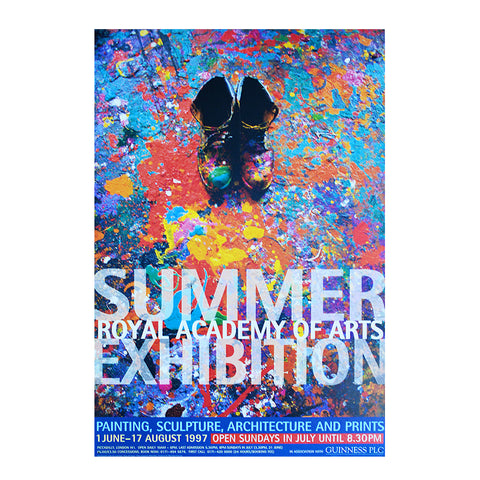 Royal Academy Summer Exhibition poster, 1997