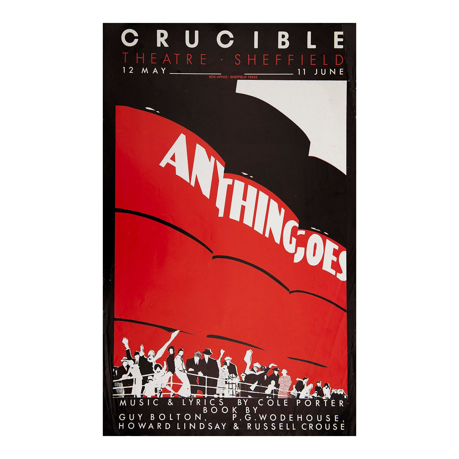 Anything Goes, Crucible Theatre