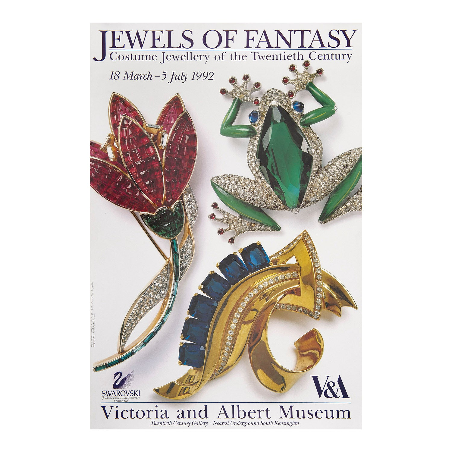 Jewels of Fantasy. Costume jewellery of the Twentieth Century