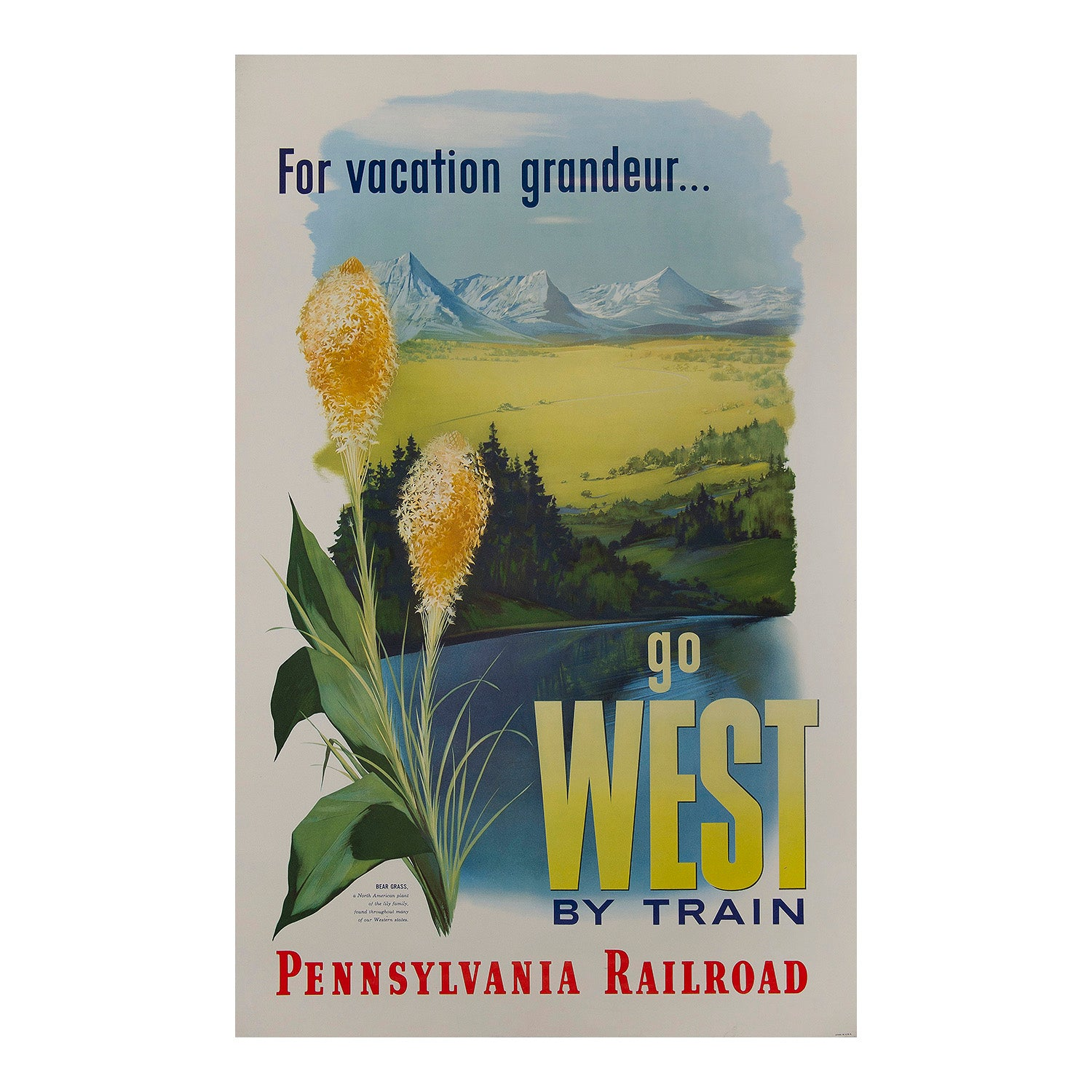 For vacation grandeur…..Go West