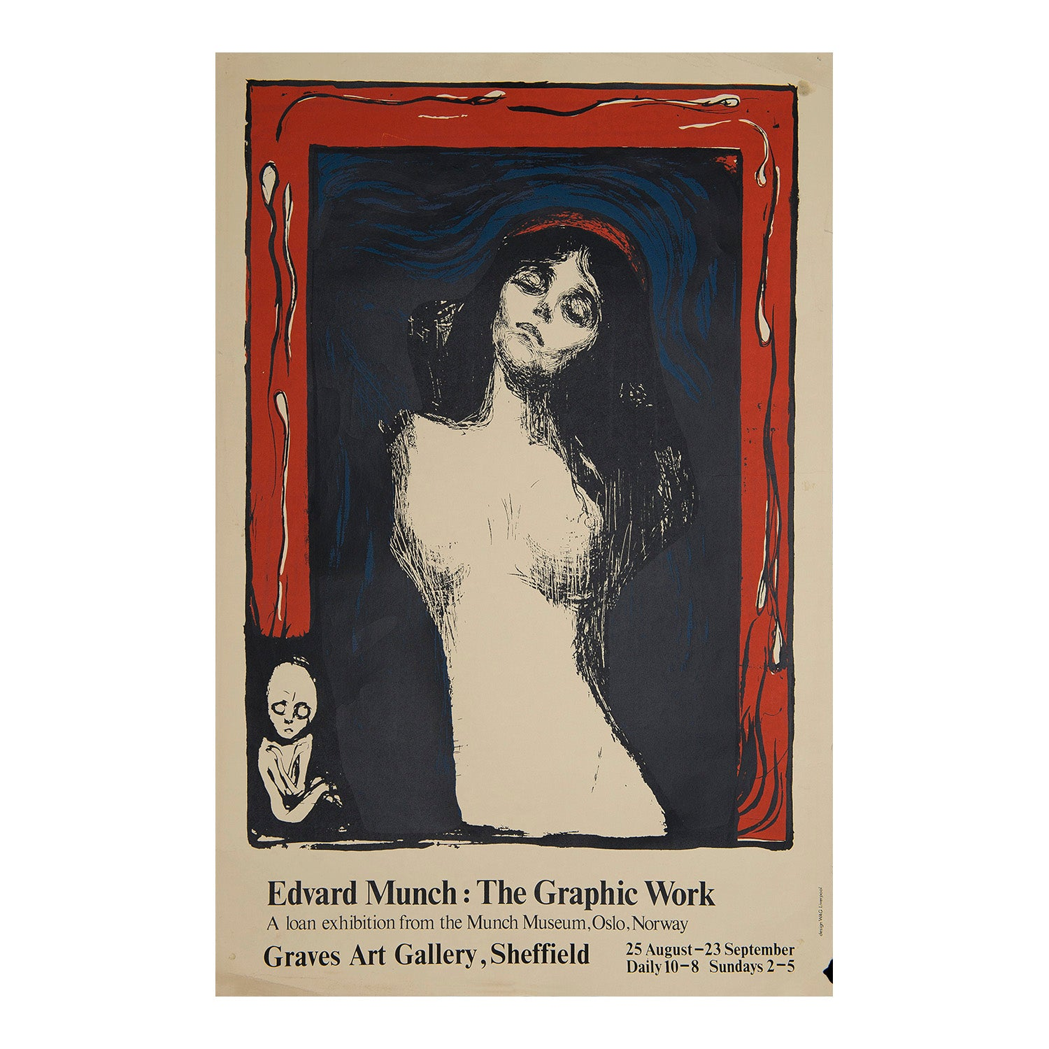 Edvard Munch: The Graphic Work