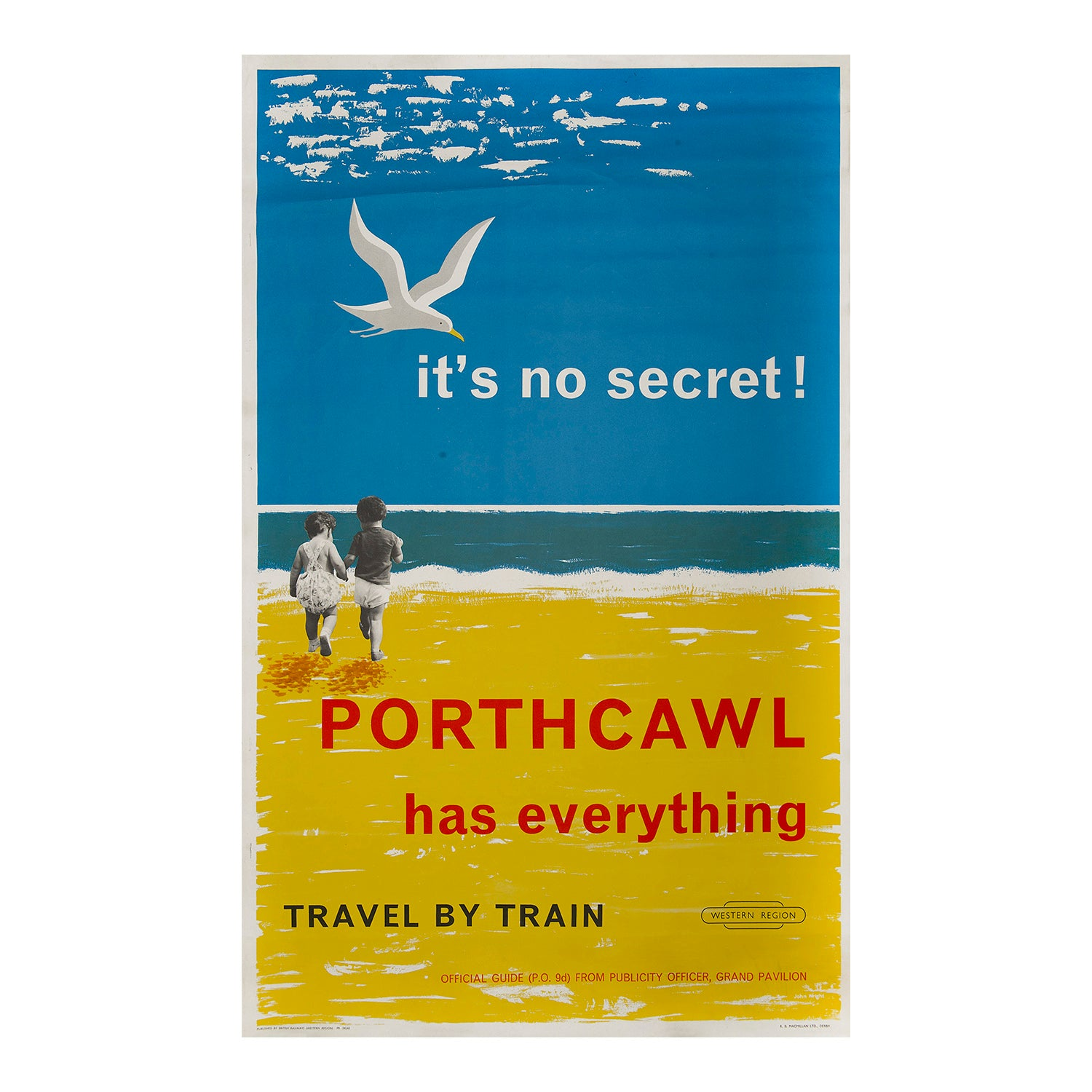 It's no secret ! Porthcawl has everything.