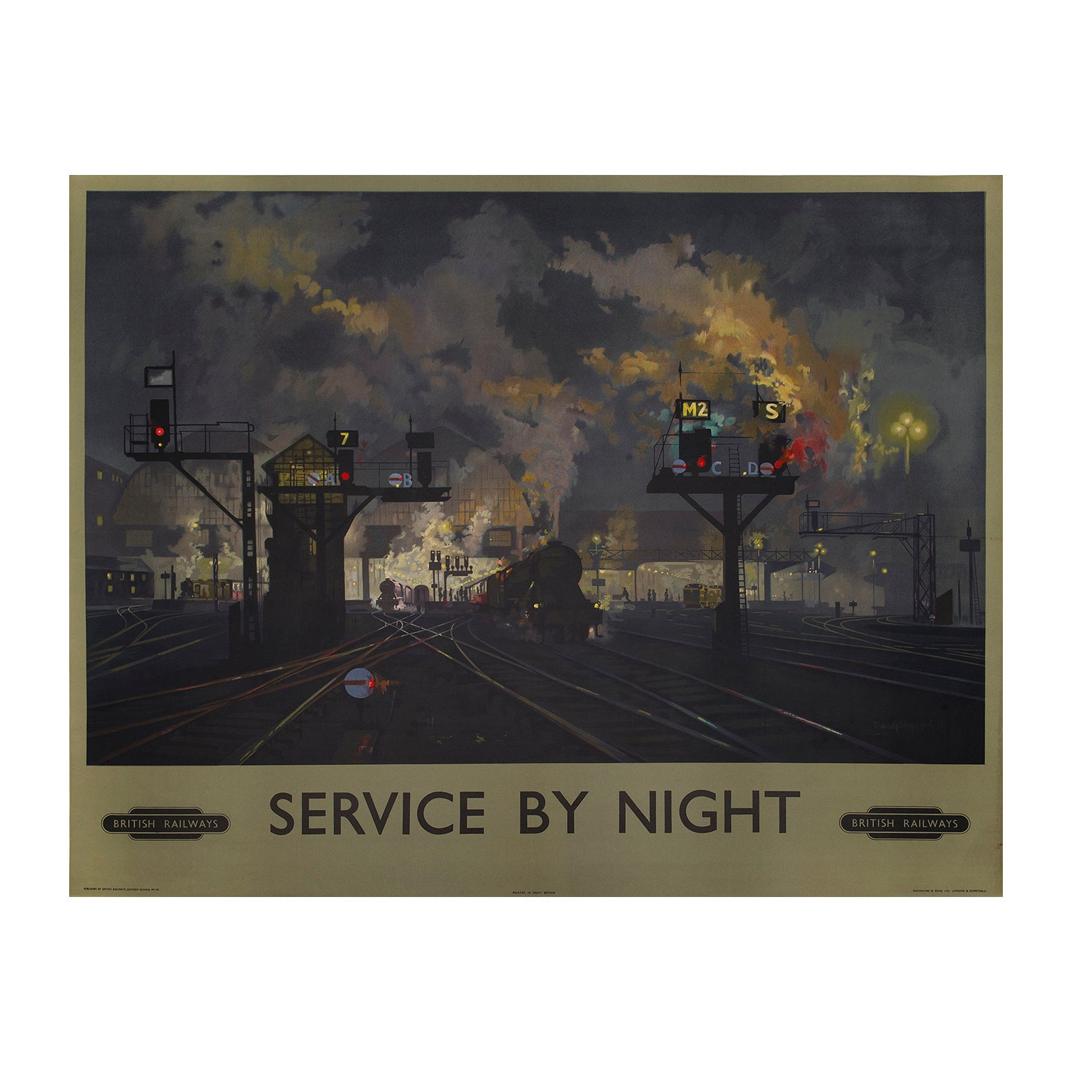 Service by Night