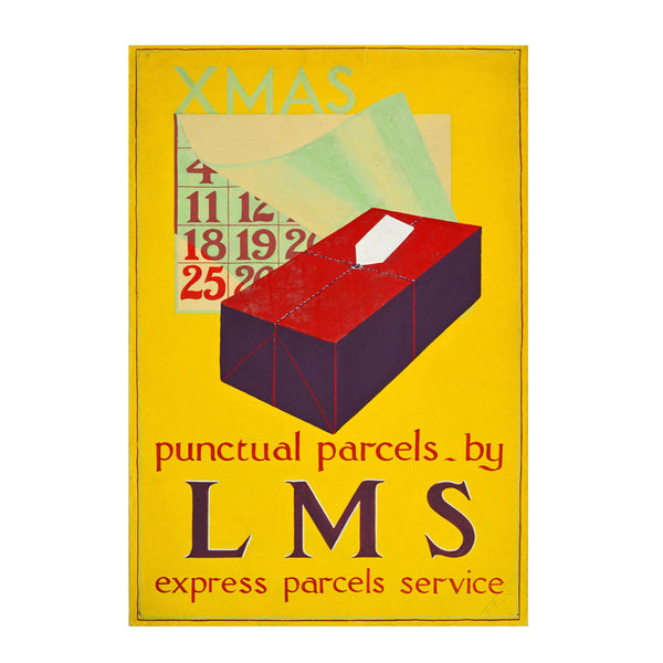 Punctual Parcels By LMS