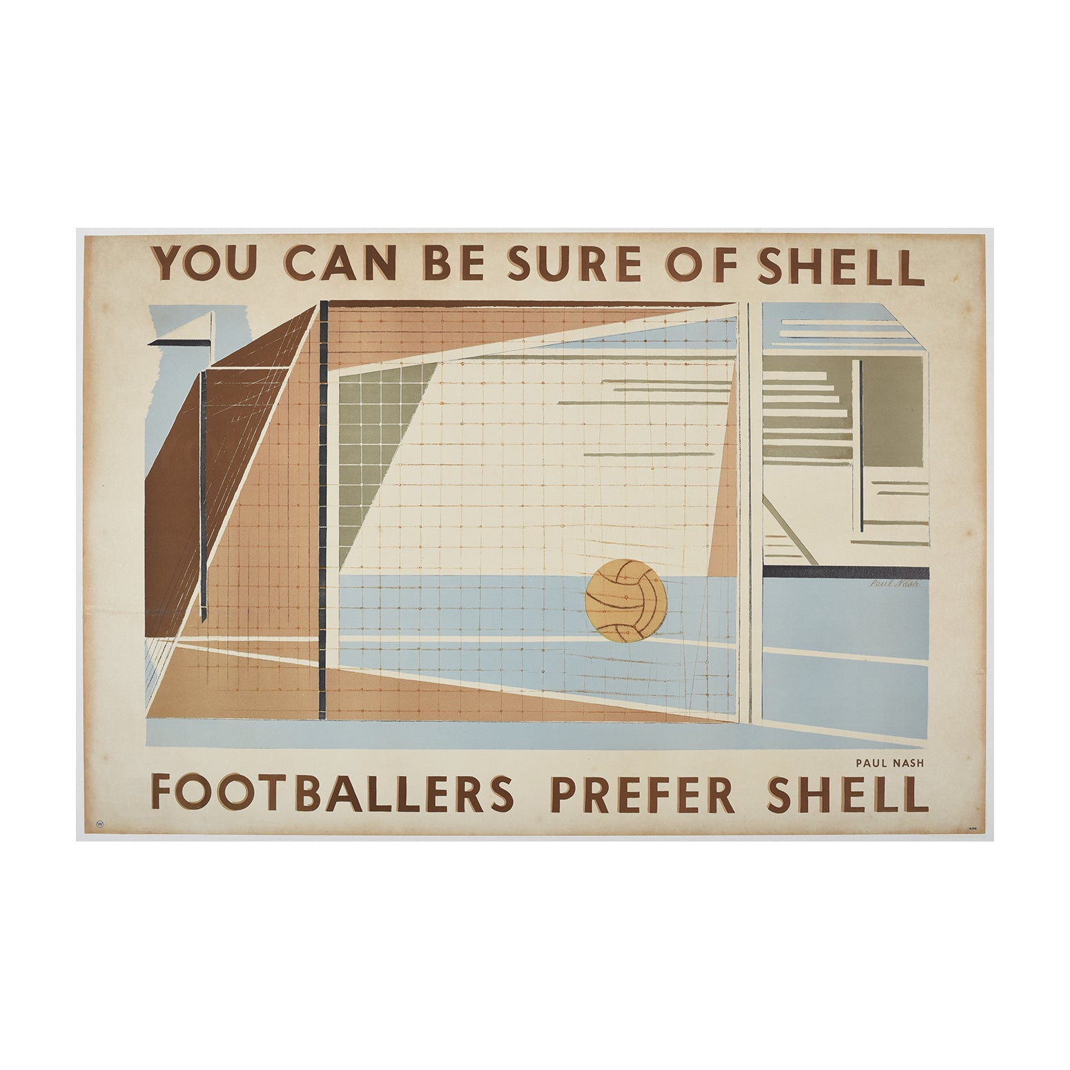 Footballers Prefer Shell