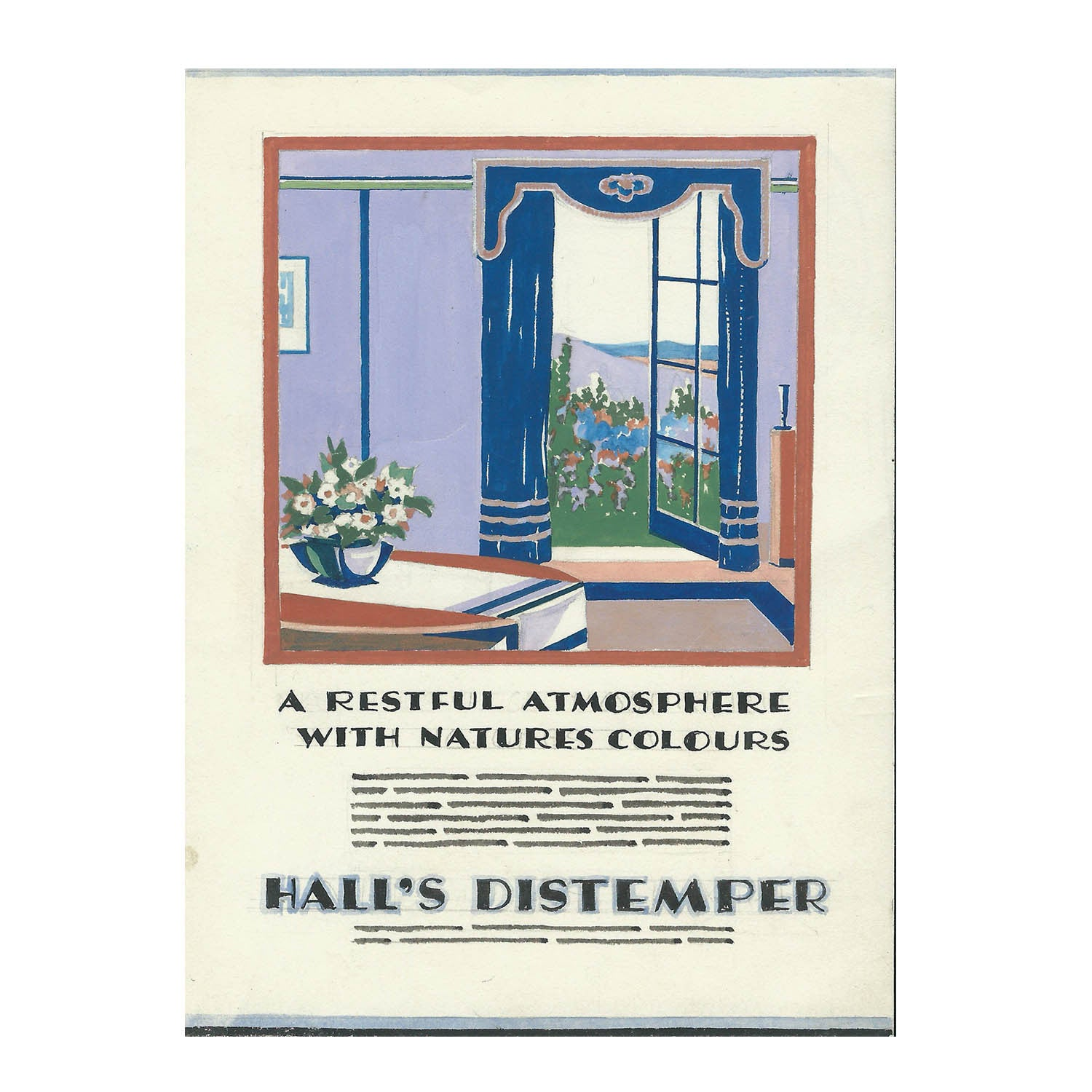 Hall's Distemper