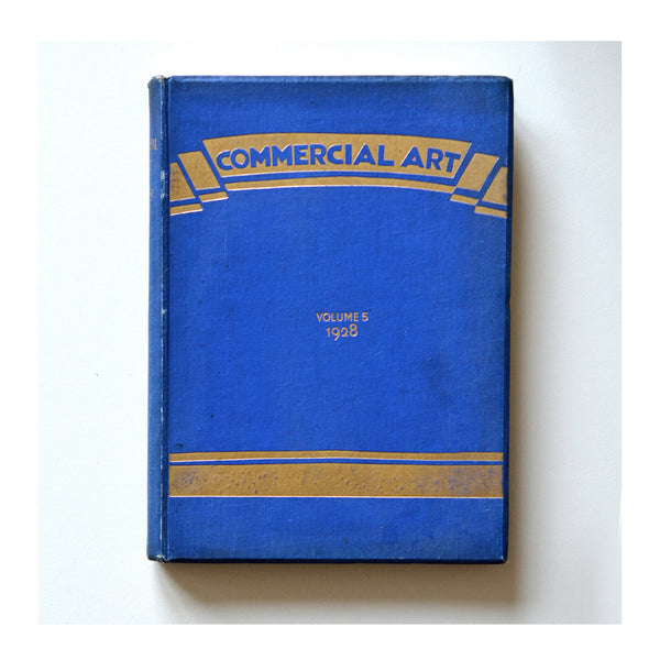 Commercial Art, Vol V, July - December 1928