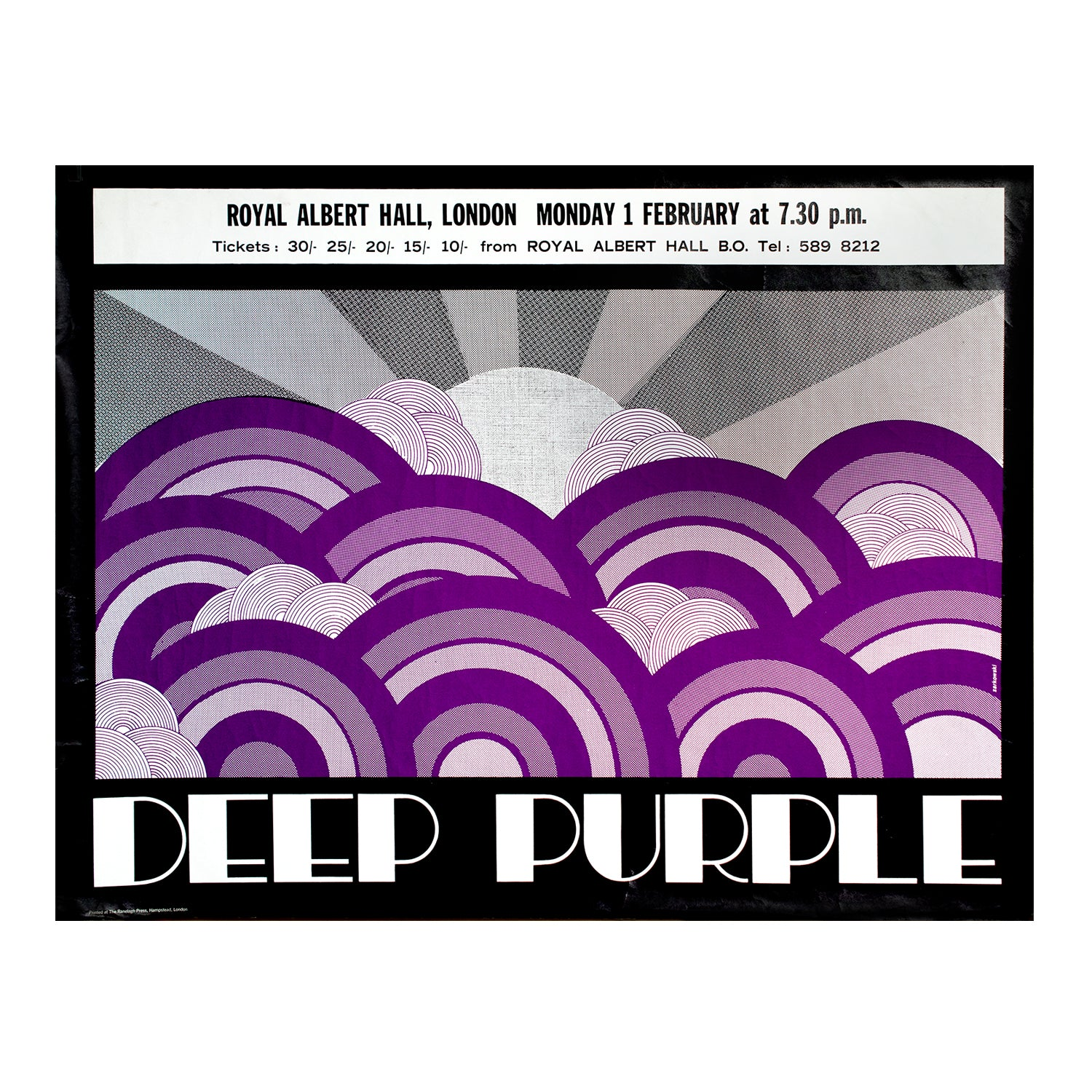 Deep Purple - Royal Albert Hall