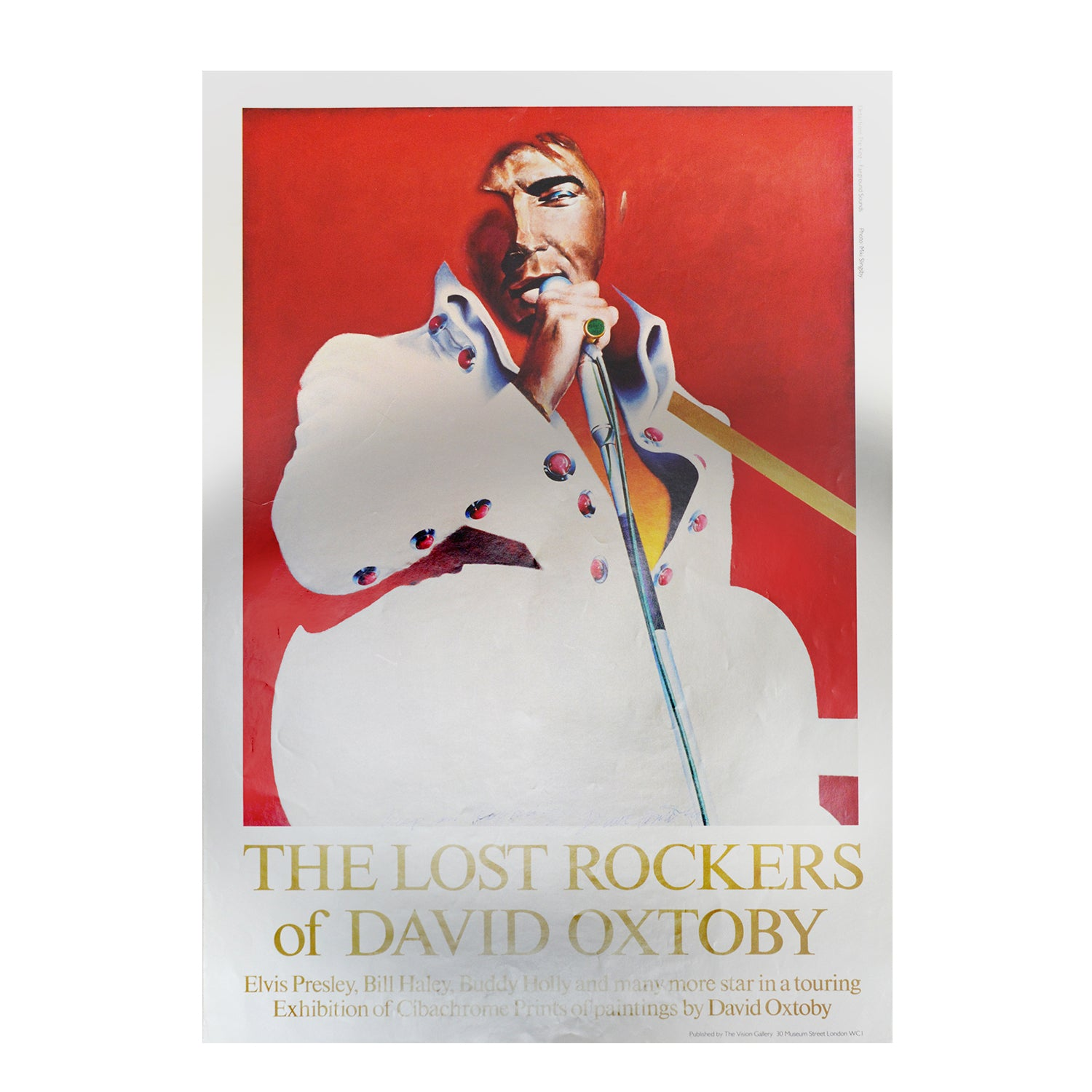 The lost rockers of David Oxtoby