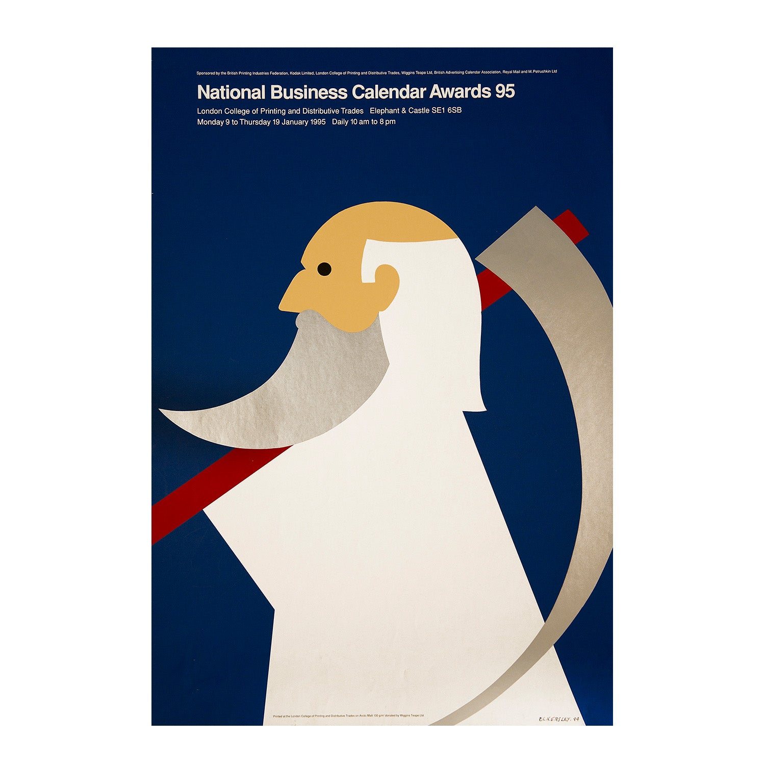 National Business Calendar Awards 95