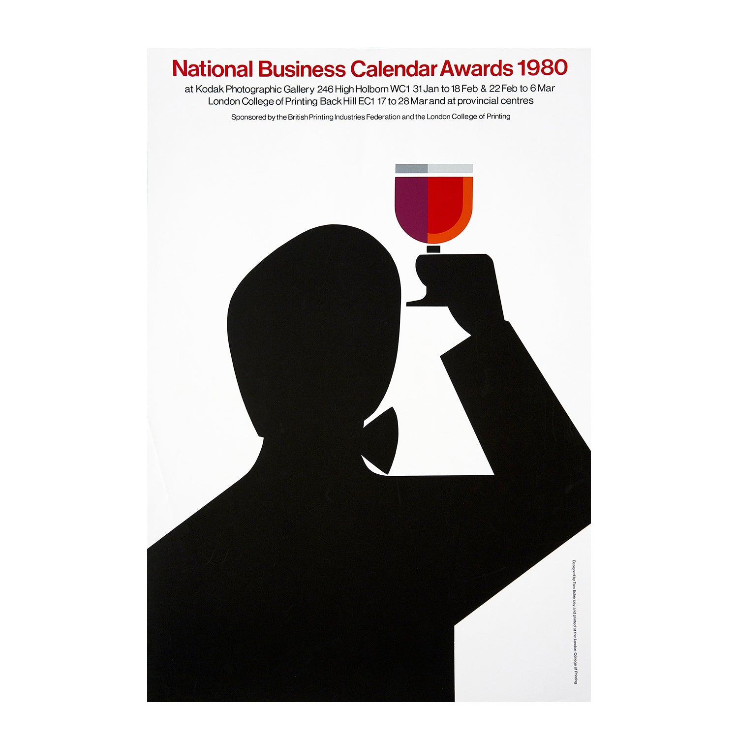 National Business Calendar Awards 1980
