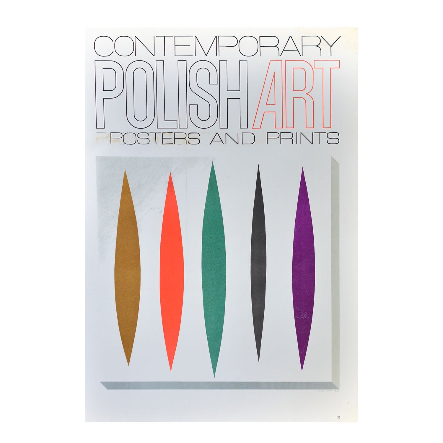 Contemporary Polish Art Posters and Prints