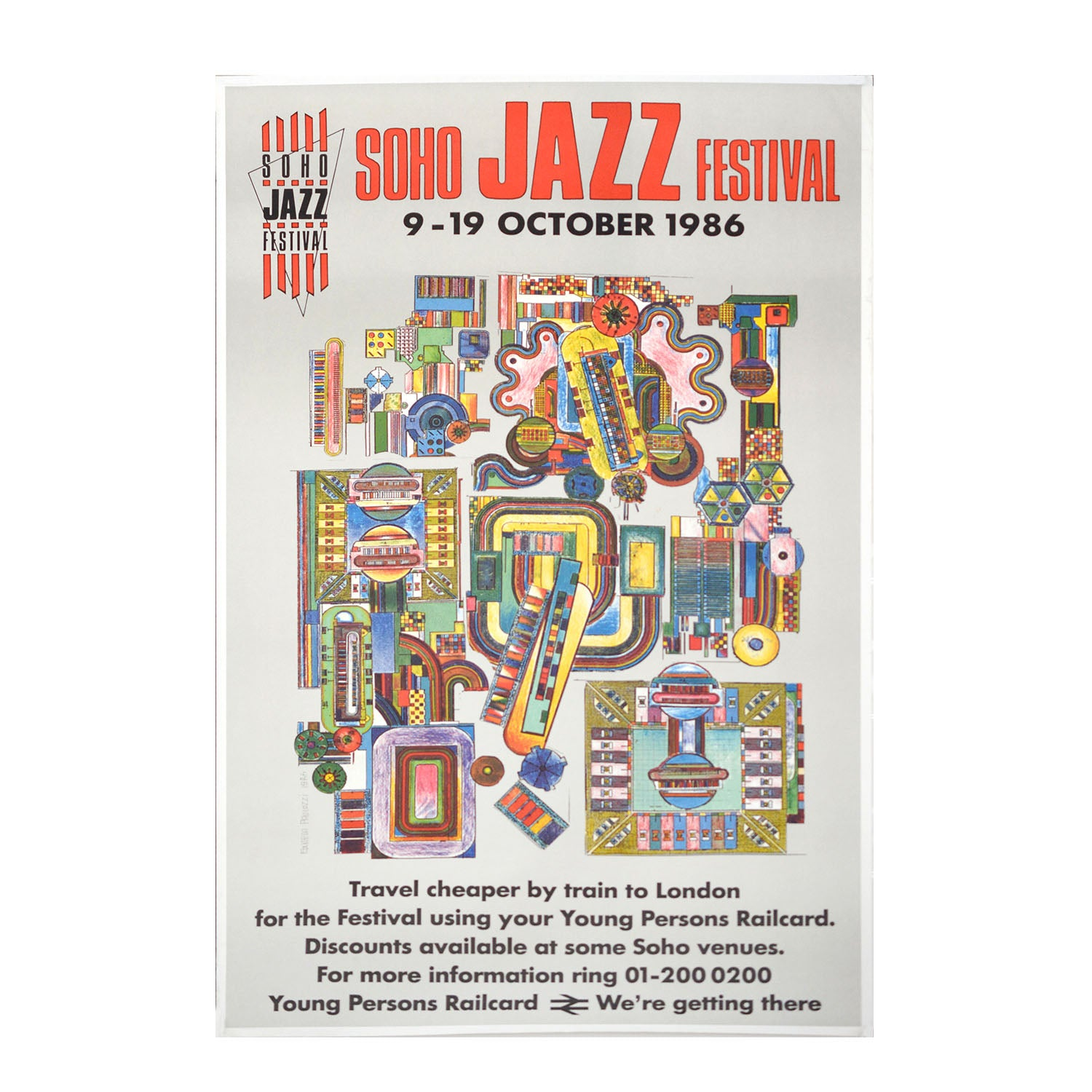 Soho Jazz Festival (BR version)