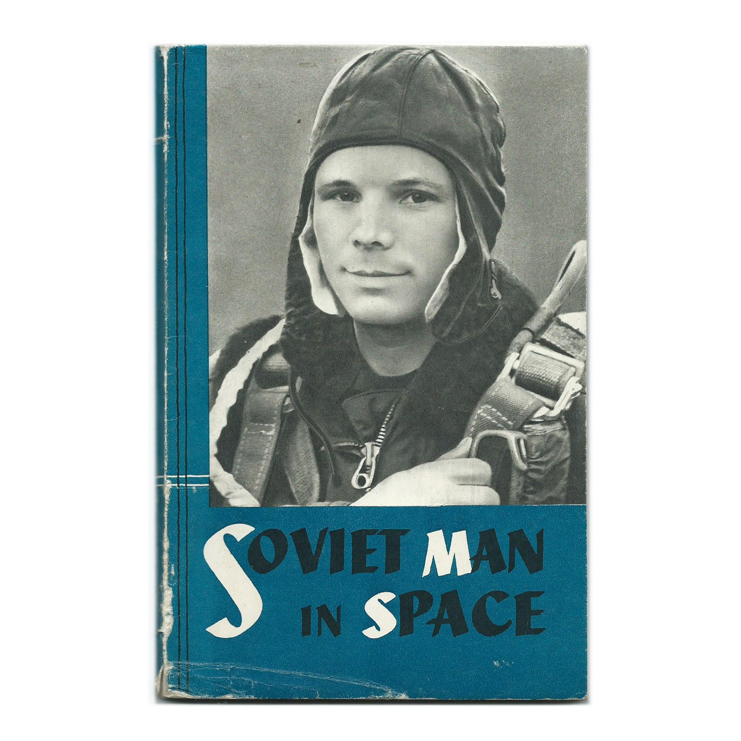 Soviet Man In Space (booklet)