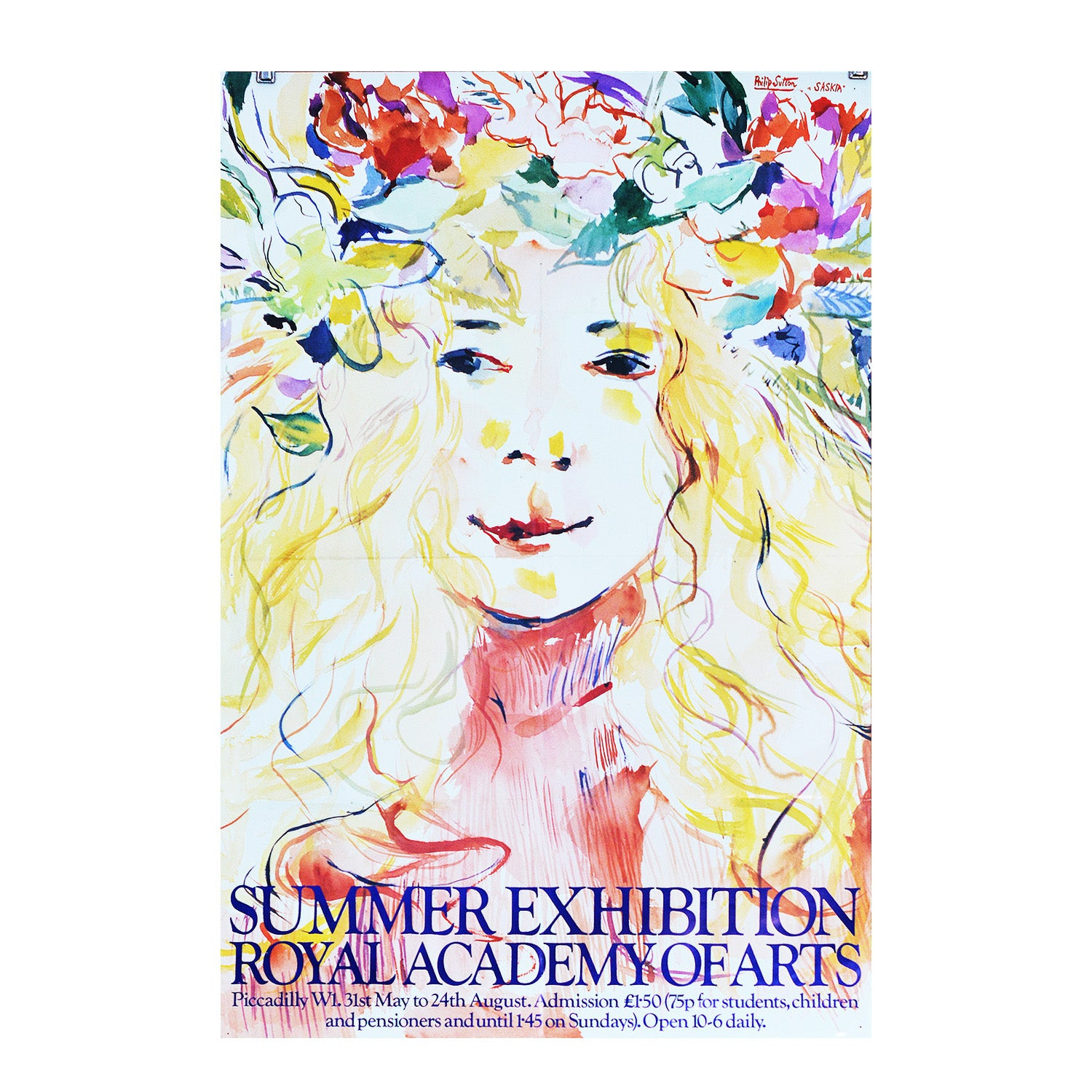 Royal Academy Summer Exhibition, 1980