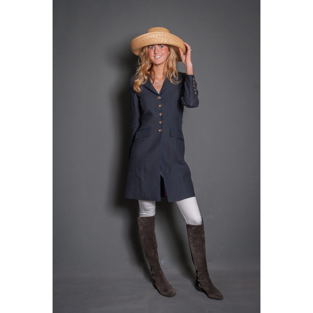 womens navy jacket