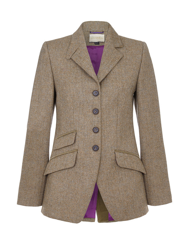country attire, equestrian clothing, ladies blazer, tweed blazer