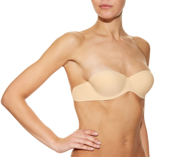 Winged Adhesive Bra