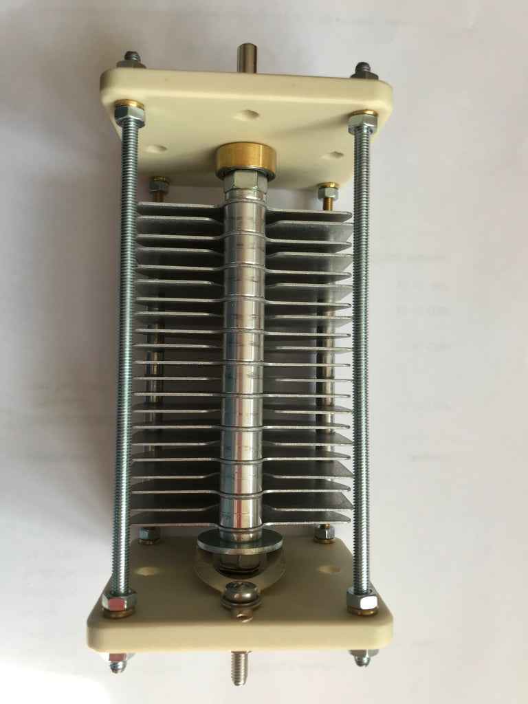 14-90pf 6kv Air variable capacitor for MRI application kit made by Jackson Brothers HM27