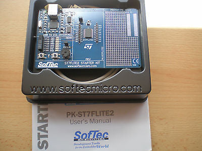 Starter Kit for ST7FLITE2 (USB) made by softec