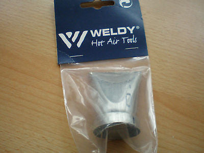Glass protection nozzle for hot-air blower made by Weldy