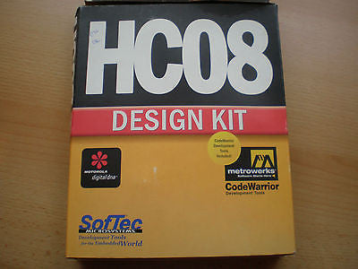 HC08 Design kit made by Softec Microsystems model inDart- HC08/GP
