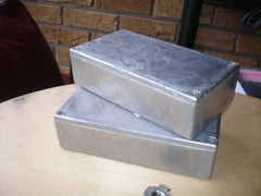 Eddystone boxes and other boxes and enclosures RFI etc