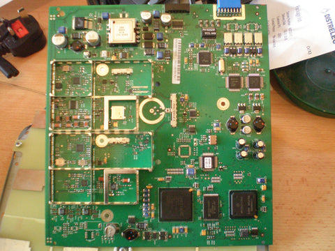 Circuit Board 3.4ghz transmitter and receive unit