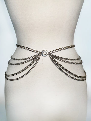 Clancey Chain Belt