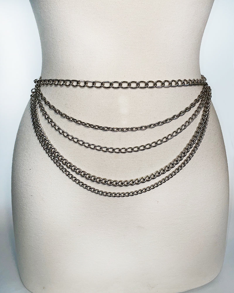 Belize Chain Belt
