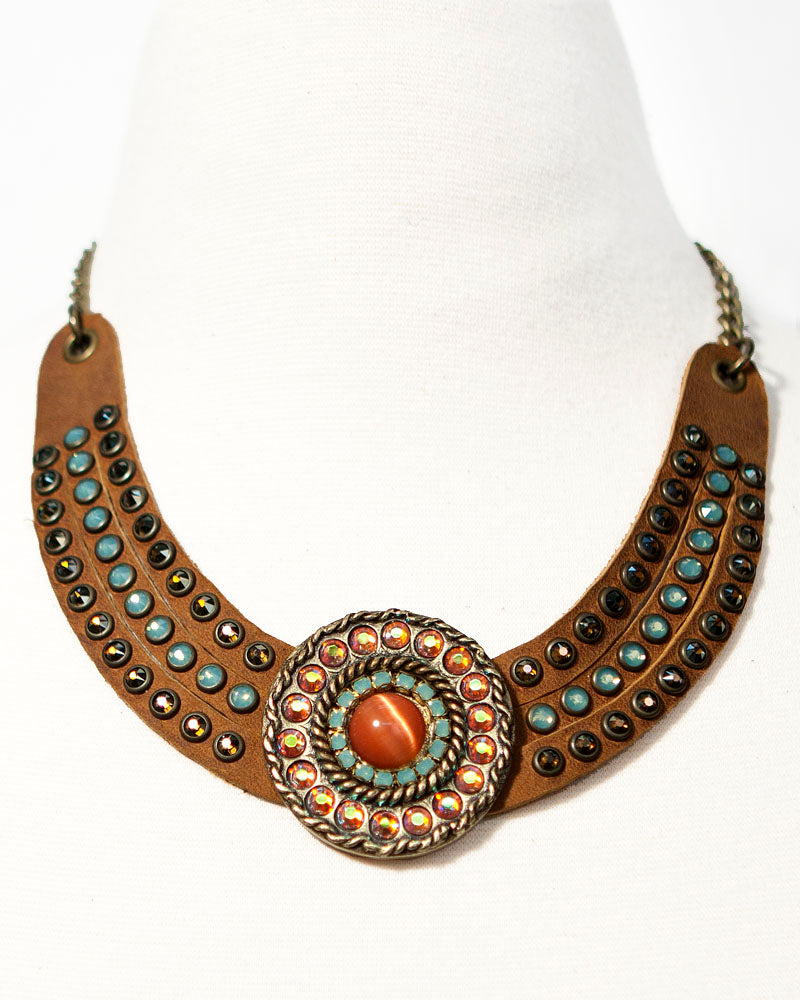 Phoenix Bib Necklace