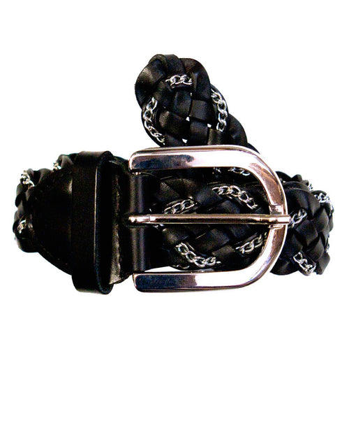 Cutler Braided Chain Belt
