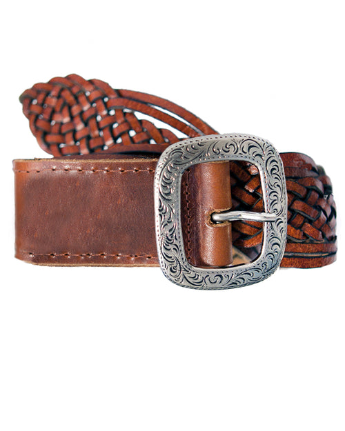 Remington Braided Belt