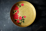 Hand Painted Bougainvillea Small Tray
