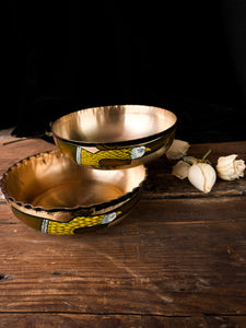 The Eagle Bowl (set of 2)