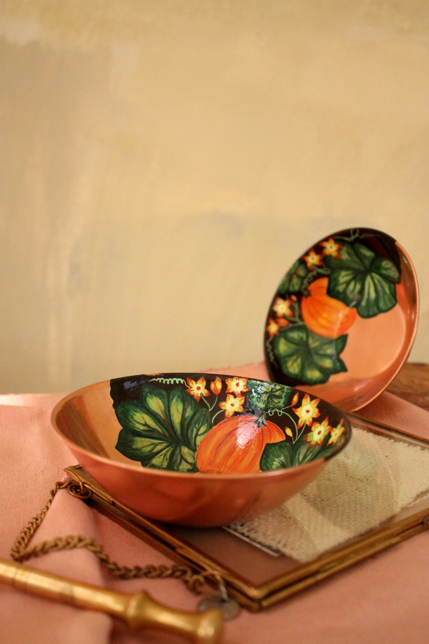 #IndiaInspired: Kaddu Bowl