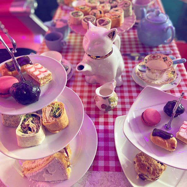 Vintage Afternoon Tea for Two!