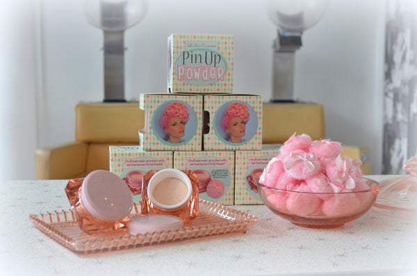 Le Keux Cosmetics Pin Up Powder