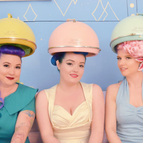 Birmingham or Leeds - Le Keux Vintage Salon Taster Pin-up Make-up Voucher