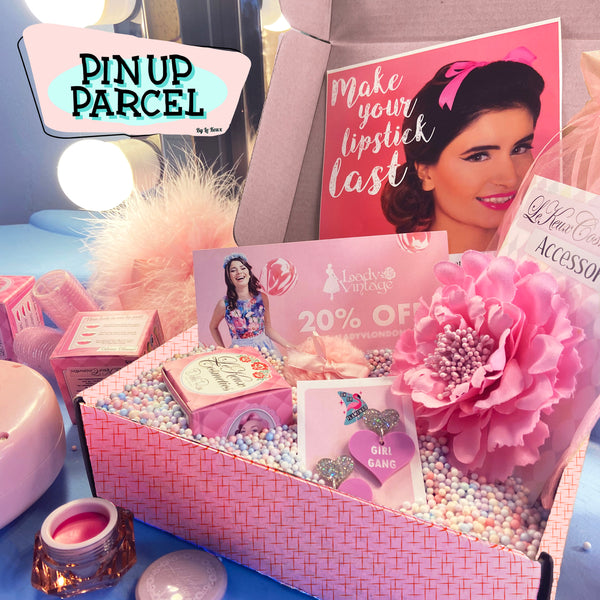 Pin Up Parcel - 12 Month Subscription