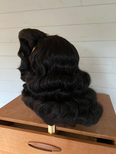 'Dita' Volume Wave Set Lace Front Wig - Choose Your Colour + Length!
