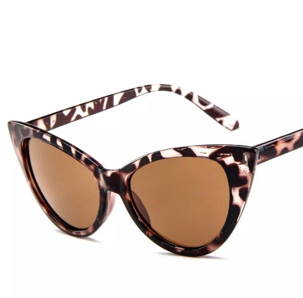 Classic Pinup Cateye Sunglasses (various colours)