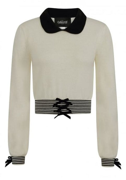 Collectif Maeve Ivory Jumper